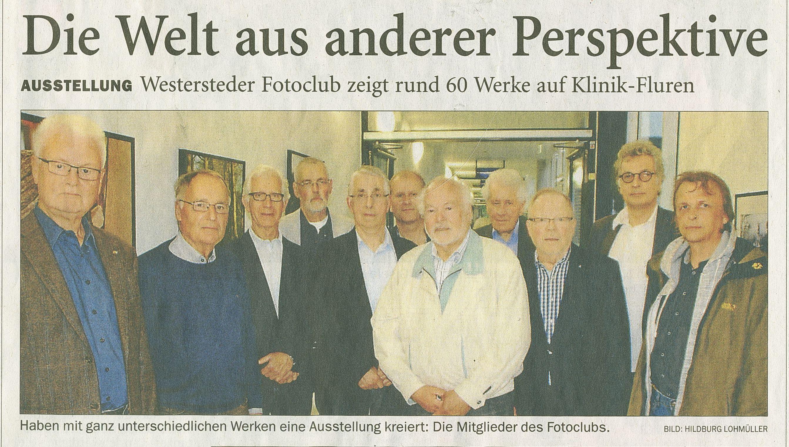 170519 Klinik Presse NWZBericht I