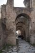 Torbögen im Forum Romanum