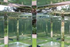 Reiner Scheuch Objekt Kubus (Park der Gärten)