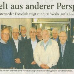 25 Jahre FOTOCLUB WESTERSTEDE - Ausstellung