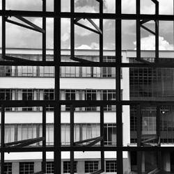 Dr.Eckart Walther, Dessau - Bauhaus
